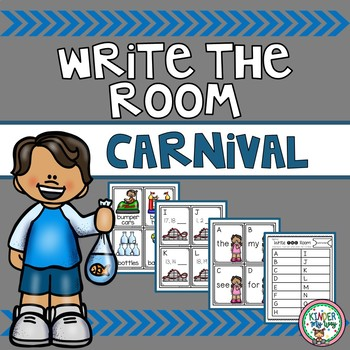 Write the Room - Carnival