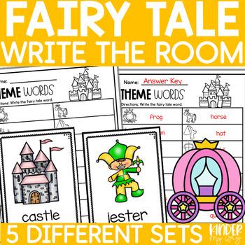 Write the Room - Royal Kingdom