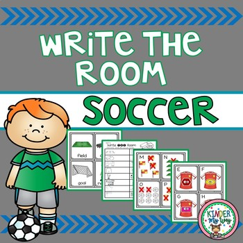 Write the Room - Soccer