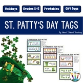 St. Patrick's Day Treat Bag Tags and Toppers