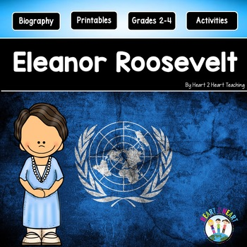 *50% OFF for 3 Days** The Life Story of Eleanor Roosevelt