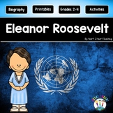 America's Most Famous First Lady: The Life Story of Eleanor Roosevelt