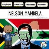 The Life Story of Nelson Mandela Activity Pack