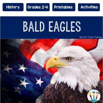American Symbols: Bald Eagles Mini Unit with Flip Book