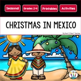 Christmas in Mexico Activity Pack