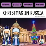 Christmas Activities: Christmas in Russia Mini-Unit