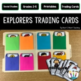 Early Explorers Project: Create Your Own Trading Cards