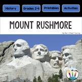 American Symbols: Mount Rushmore Mini Unit with Flip Book
