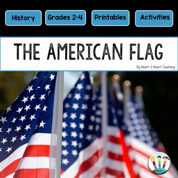The American Flag Mini Unit with Flip Book