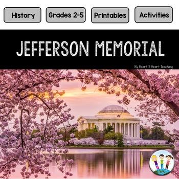 American Symbols: The Jefferson Memorial Mini Unit with Flip Book