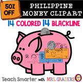 *50% OFF* PHILIPPINE MONEY COINS and BILLS CLIP ART