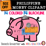 *50% OFF* PHILIPPINE MONEY COINS and BILLS CLIP ART