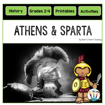 Daily Life in Athens and Sparta Unit: Compare and Contrast Passages