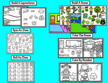 Open Ended Language & Articulation Games - March