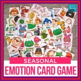 Emotion Card Games - Seasonal