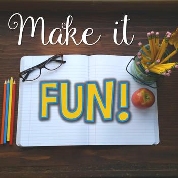 Styled Images - Teacher's Desk