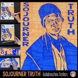 Sojourner Truth Collaboration Poster | Black History Month Activity