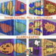 Agamograph Set including Halloween, Fall & Thanksgiving Designs