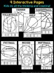 Sports Interactive and Pattern Filled Coloring Sheets