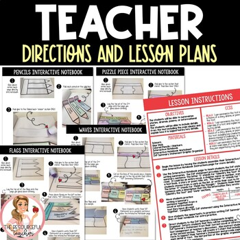 IVF Summary Step up to Writing Interactive Notebooks and Graphic Organizers