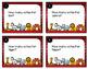 Graphing Task Cards {Kindergarten Edition}