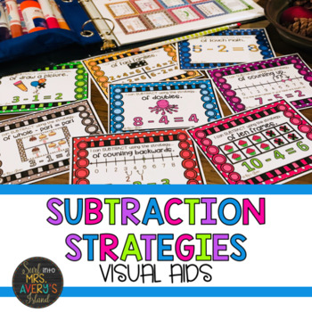 Subtraction Strategies and Visual Aids