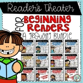 Readers Theater for Kindergarten & 1st Bundle   Partner Pl