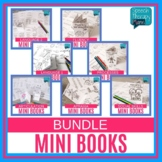Speech and Language One Page Activities - Mini Books