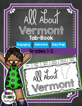 Vermont Tab-Book