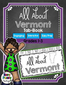 Vermont Tab-Book
