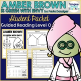 Amber Brown is Green with Envy by Paula Danziger Student Packet