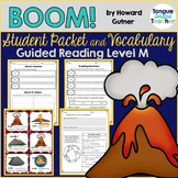 Boom! by Howard Gutner, Book Companion, Guided Reading Level M