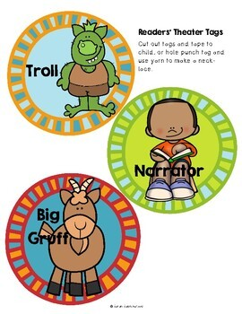 The Three Billy Goats Gruff by Sara Shapiro, Guided Reading Lesson Plan, Level G