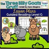 The Three Billy Goats Gruff by Sara Shapiro, Guided Readin