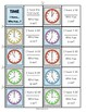 Time by Avelyn Davidson, Guided Reading Lesson Plan, Level A