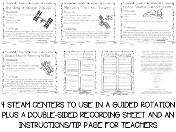 Space Themed 100th Day Whole-School License Bundle