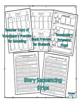 The Gingerbread Man, Janelle Cherrington, Guided Reading Level G Plan