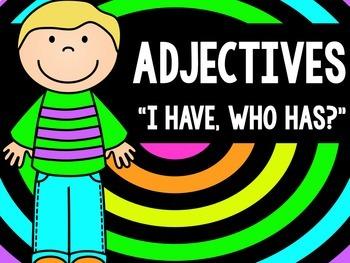 Adjective BUNDLE
