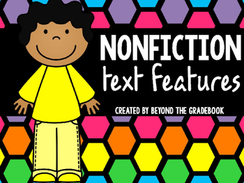 Nonfiction Text Features PowerPoint