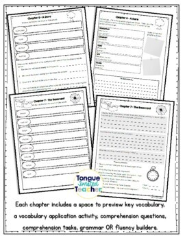 Vampires Don't Wear Polka Dots by Dadey &Thornton Jones, Level M, Student Packet