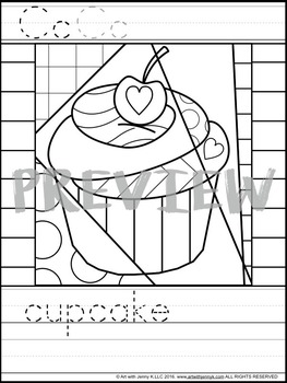 26 Alphabet Letters ABC Coloring Book For Back To School