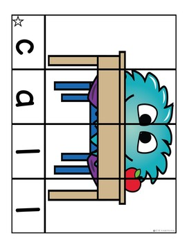 August Sight Word Puzzles 2nd Grade