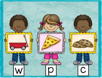 Google Classroom Kindergarten Beginning Sounds