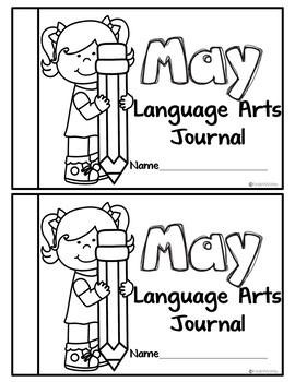 May Literacy Journal Preschool
