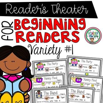 Reader's Theater for Beginning Readers Variety #1