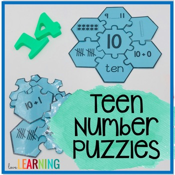 Teen Number Puzzles