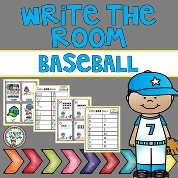 Write the Room - Baseball