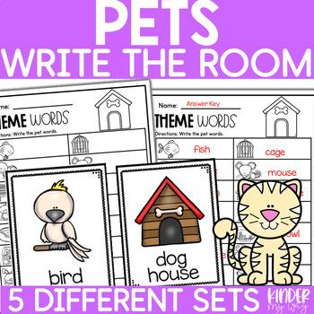 Write the Room - Pets