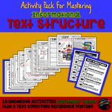 Informational Text Structure (Nonfiction Structure)Practic