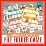 Cinco de Mayo Game   Upper Elementary   Speech Therapy   Open Ended